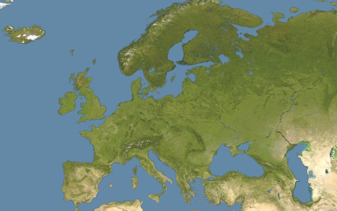 En naturlig befolkningsminskning i Europa!